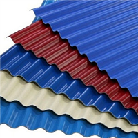 8' CLR CORRUGATED PVC PANEL